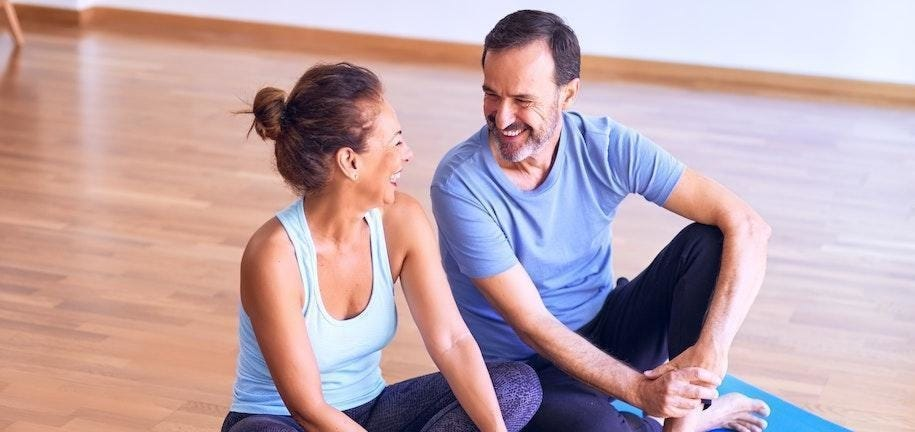 Couples At Home Workout Routine
