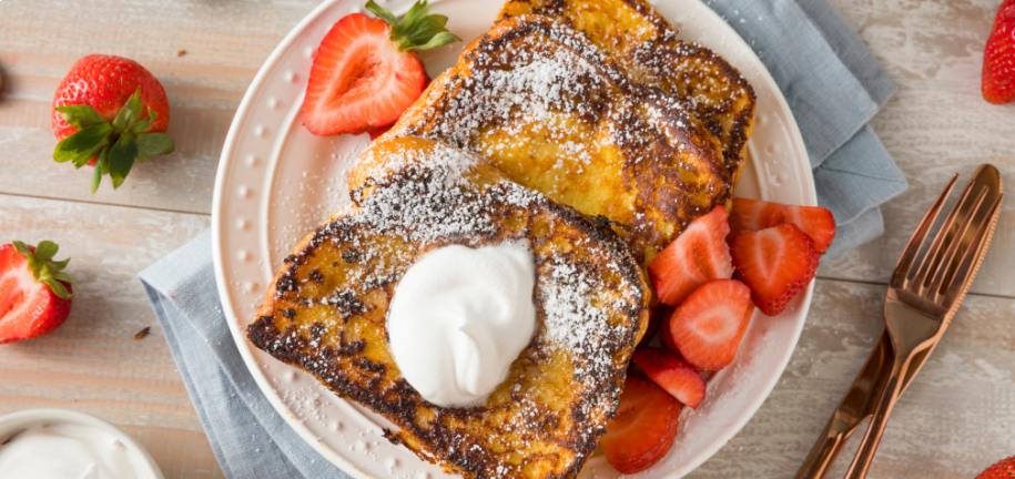Low Carb French Toast Recipe