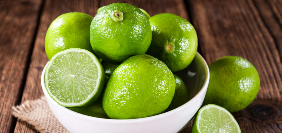 5 Benefits of Limes