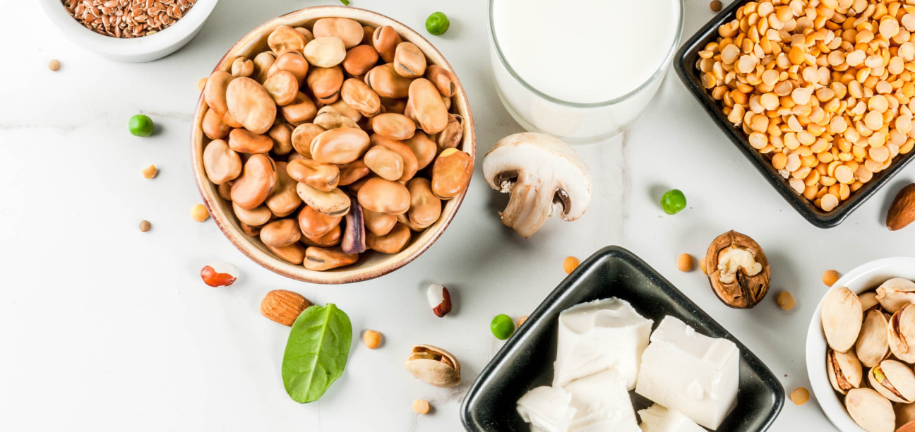 4 Best High Protein, Low Carb, Vegan Foods