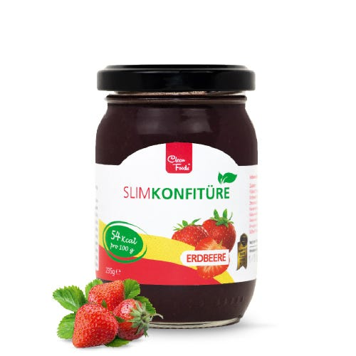 SlimJam Strawberry