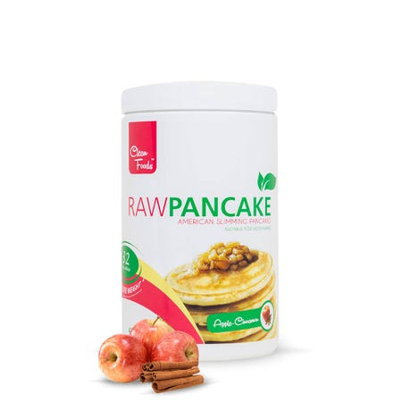 RawPancake Apple Cinnamon
