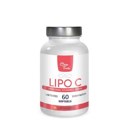 Liposomal vitamine C