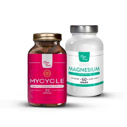 3x MyCycle + Magnesium