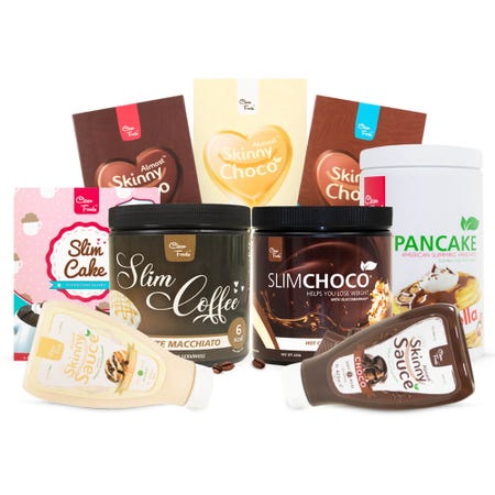 Choco Lover Pack DeLuxe
