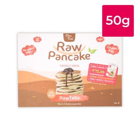 Tryout RawPancake RawTella